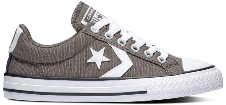 Converse Star Player All Star Washed Trainers