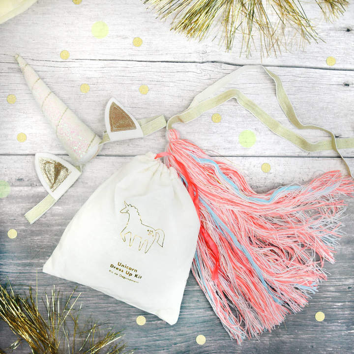 Postbox Party Unicorn Dress Up Kit