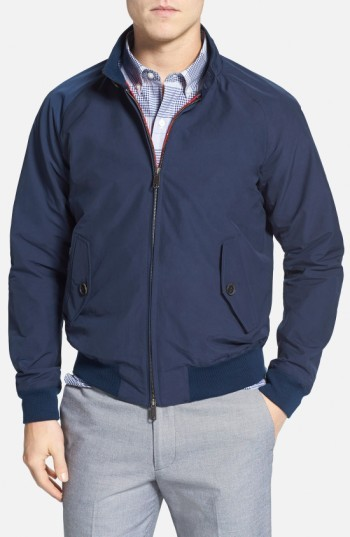 mens Baracuta G9 Harrington Jacket