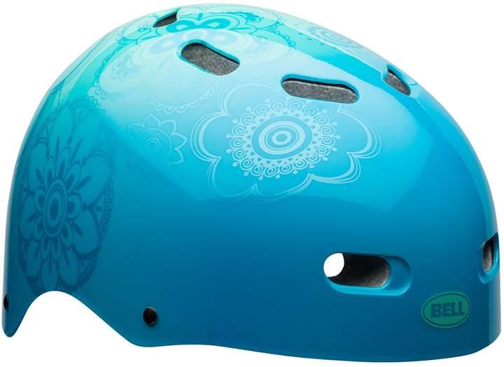 Youth Bell Zen Blue Bike Helmet