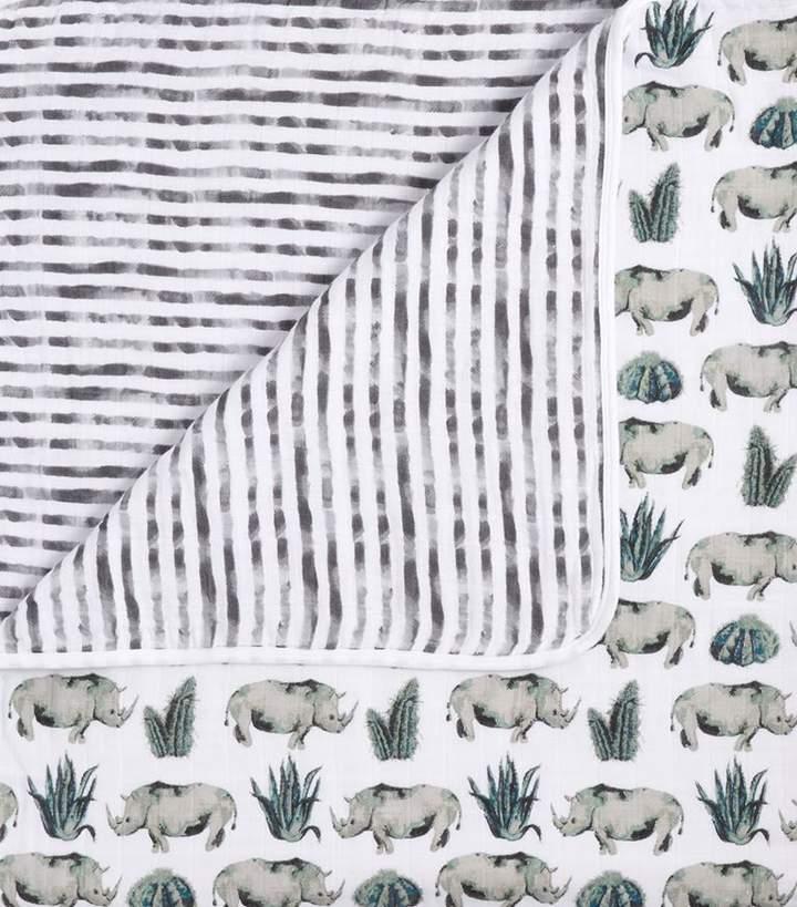 Aden & Anais Serengeti Print Dream Blanket