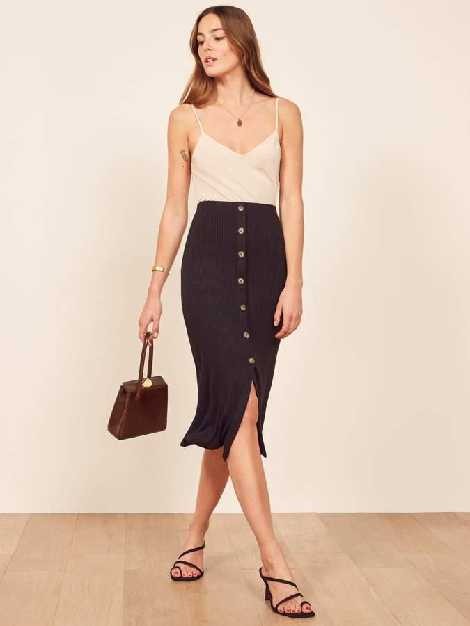 Reformation Rosie Skirt