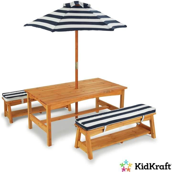 Kidkraft KidKraft Outdoor Table And Bench Set