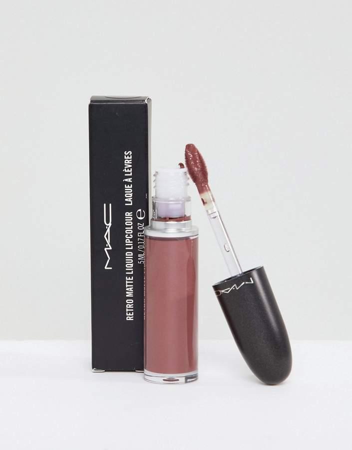 Mac MAC Retro Matte Liquid Lipcolour