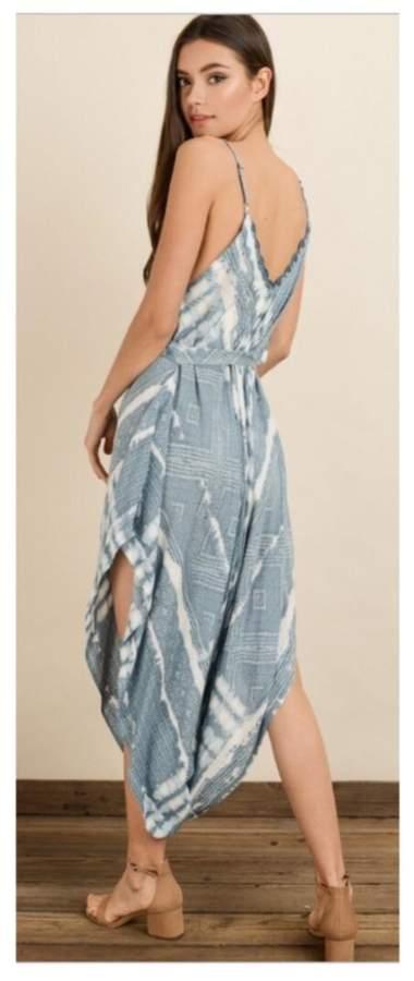 Dress Forum Printed Boho Jumpsuit