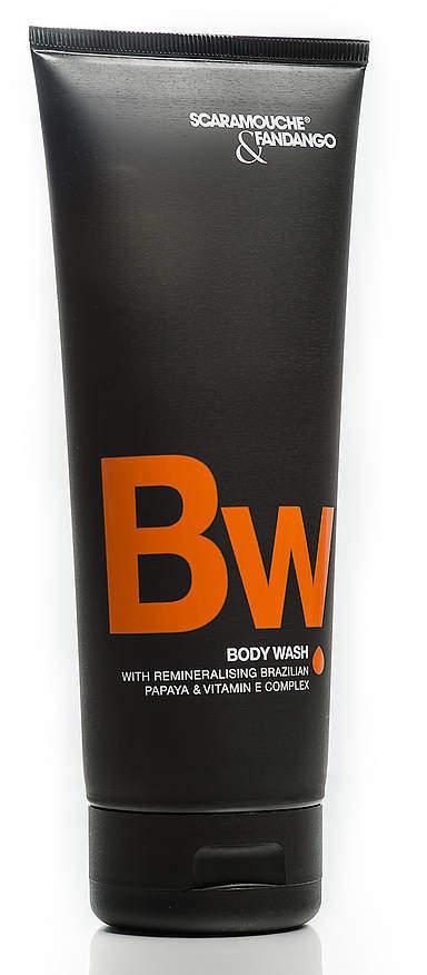 Scaramouche & Fandango Men's Body Wash