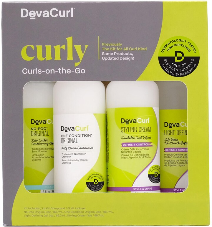 Devacurl DevaCurl - Curly Curls-on-the-Go