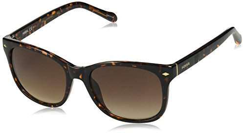 Fossil Women's 3006/s Square Sunglasses 55 mm