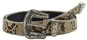 Cowboy style belt