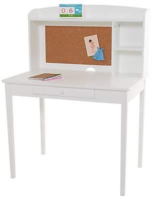 Great Little Trading Co Tall Whittington Desk, White
