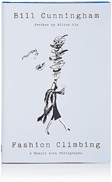 Random House Fashion Climbing: A Memoir With Photographs