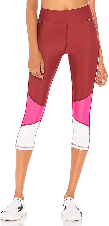 ALALA Blocked Crop Legging