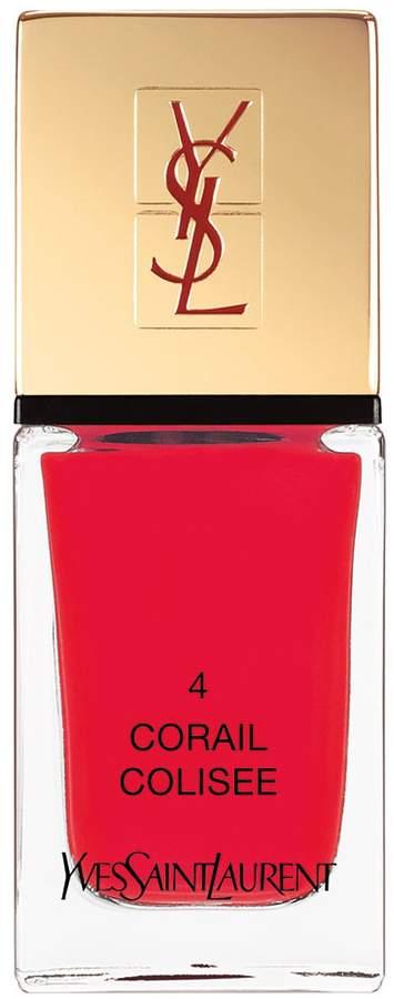 Yves Saint Laurent La Laque Couture Nail Lacquer