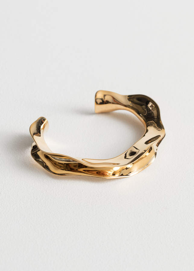 And other stories Rippling Wave Cuff