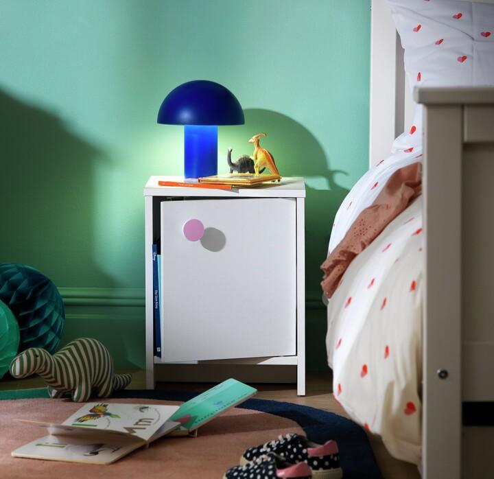Argos Home Juno White Bedside Cabinet