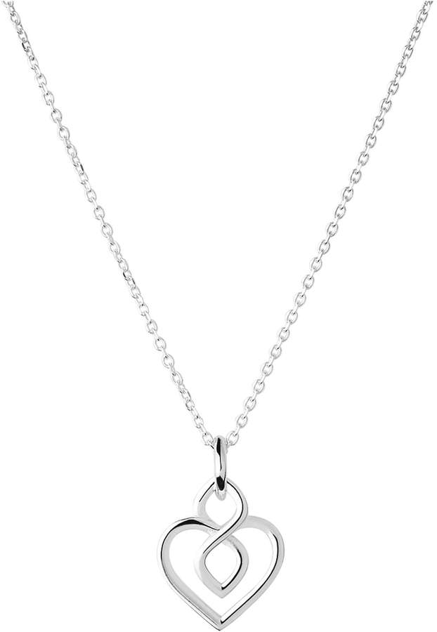 Links of London Infinite Love Sterling Silver Necklace