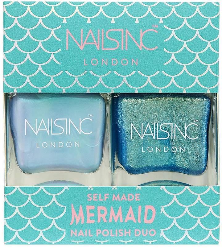 Nails Inc Mermaid Trend Duo