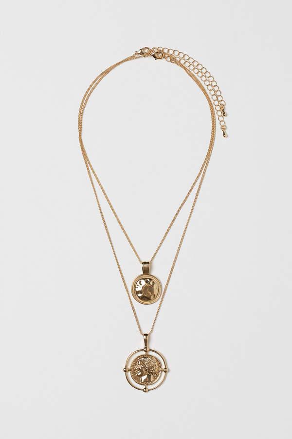 H&M 2-pack necklaces