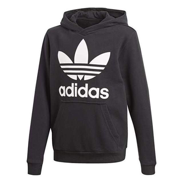 adidas Originals Big Kids Originals Trefoil Hoodie