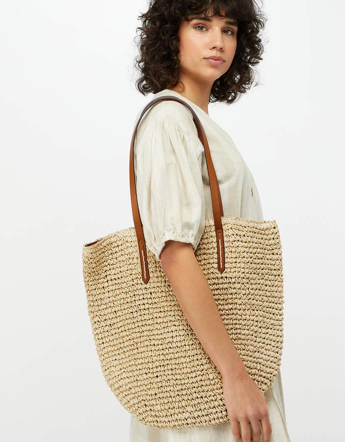 Accessorize Packable Beach Shopper Bag