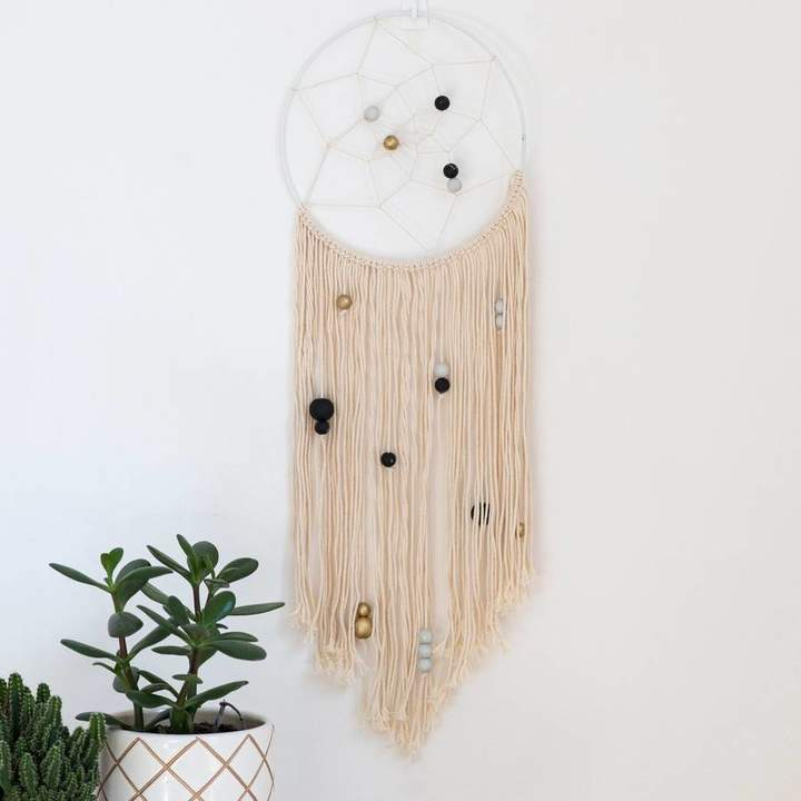 Bells and Whistles Make Natural Dream Catcher