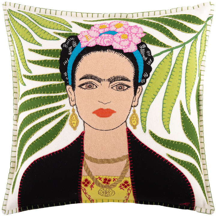 Jan Constantine - Tropical Frida Cushion - 46x46cm