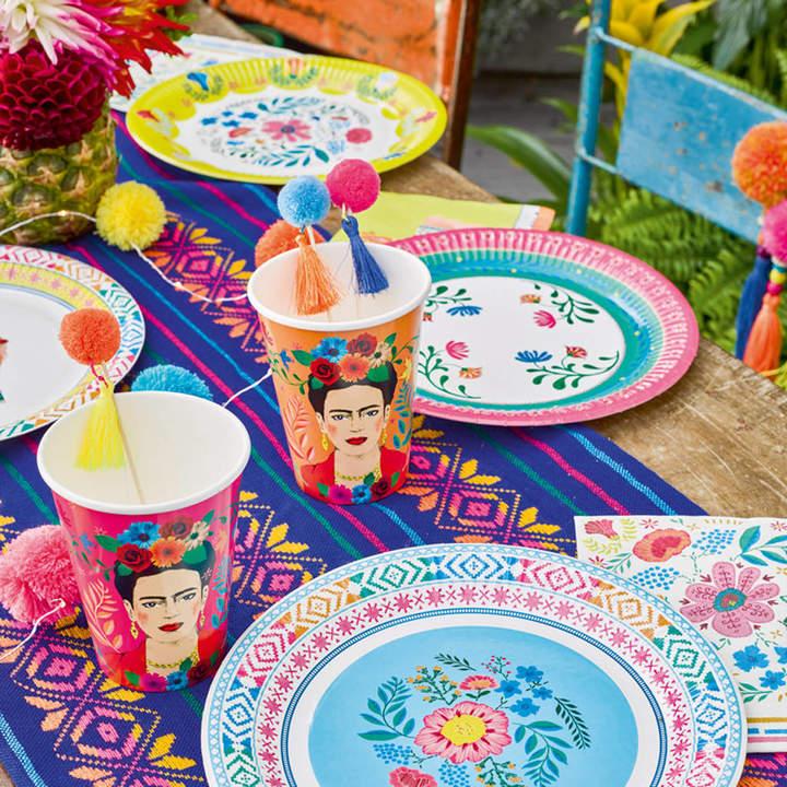 Little Lulubel Frida Kahlo Party Kit