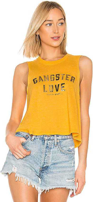 Spiritual Gangster G Love Crop Tank