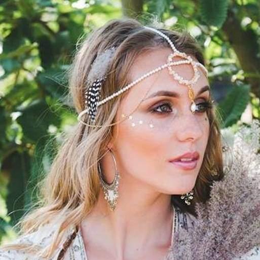 PS With Love Priyal Bridal Headpiece