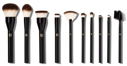 Sonia KashukTM Essential Collection Complete Makeup Brush Set - 10pc