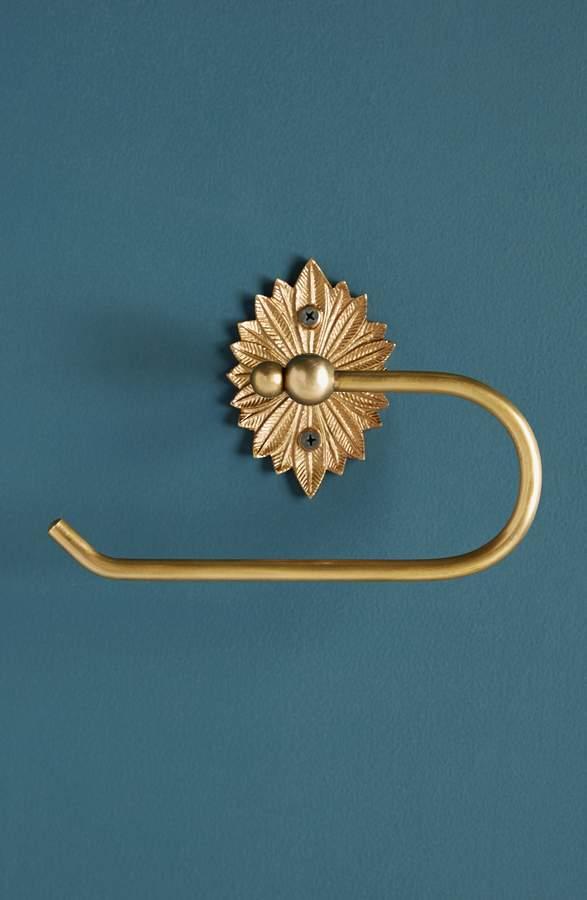Anthropologie Demeter Toilet Paper Holder