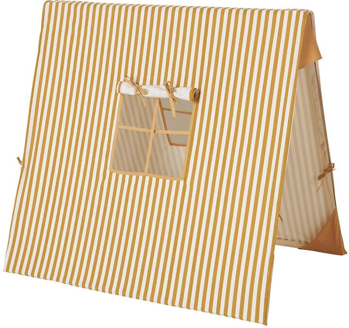 Ferm Living - Thin Striped Tent - Mustard