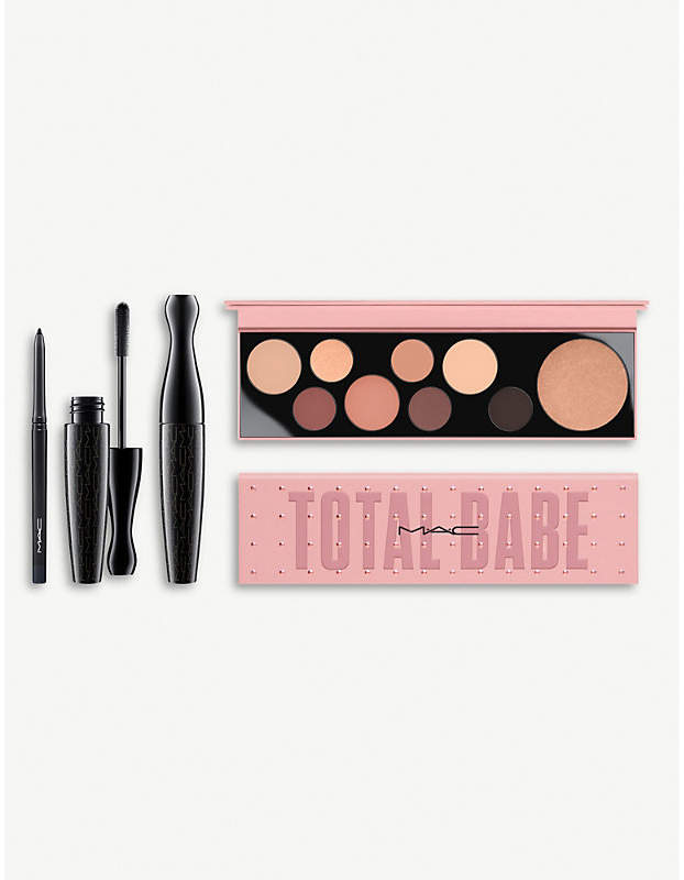 Mac Total Babe Palette Kit