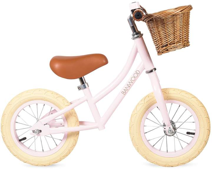Banwood FIRST GO! kids bicycle - Pink