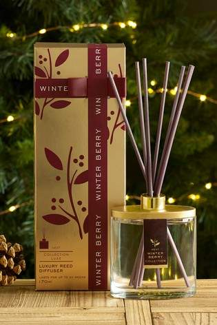 Next Winter Berry Collection Luxe 170ml Diffuser