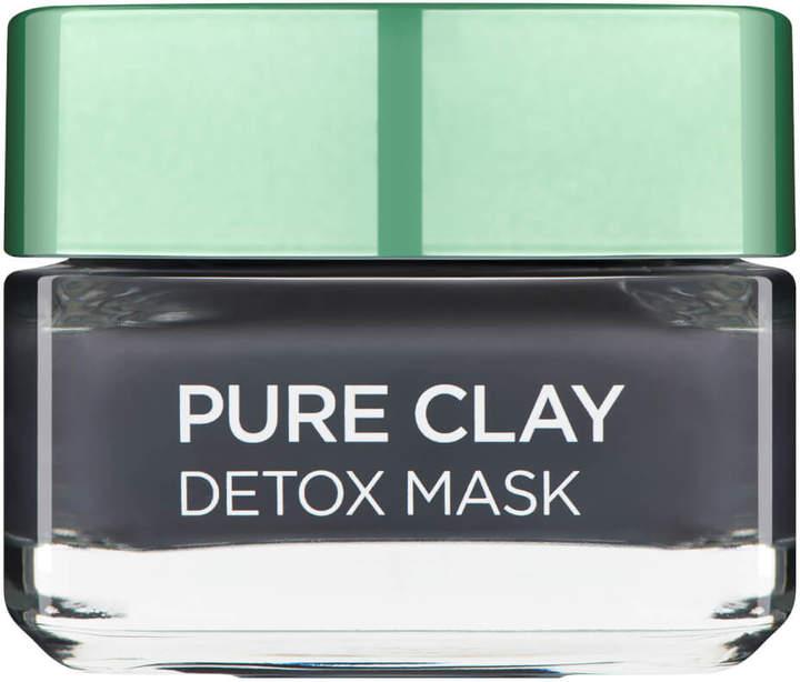 LOréal Paris L'Oreal Paris Pure Clay Detox Face Mask 50ml
