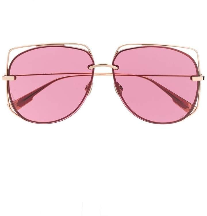 Dior Eyewear oversized round sunglasses