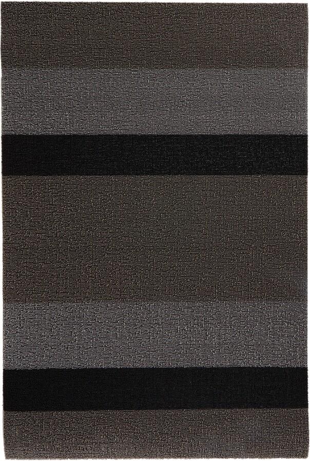 stripe low pile large indoor outdoor floor mat