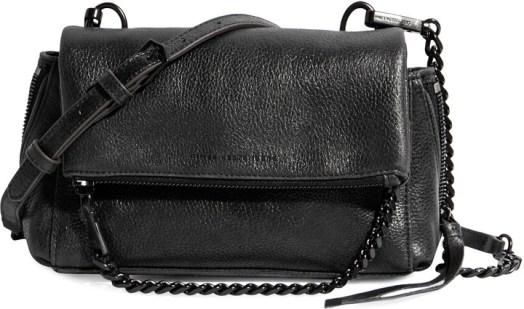 black Aimee Kestenberg bag - hot Fall 2020 fashion accessory