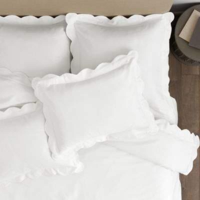 Emma Scalloped Bedding