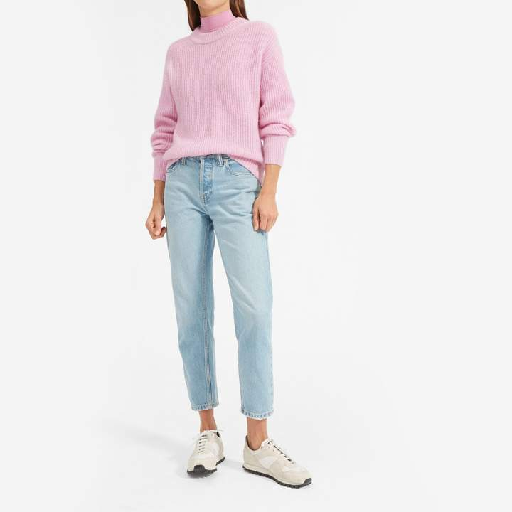 Everlane The Oversized Alpaca Crew