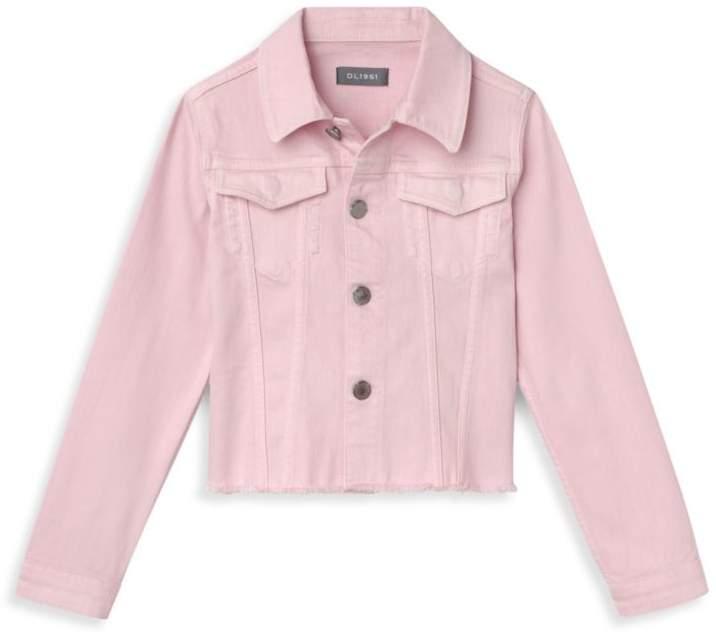 Dl1961 Premium Denim Little Girl's & Girl's Denim Jacket