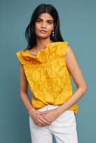 Tracy Reese x Anthropologie Whitney Ruffled Blouse