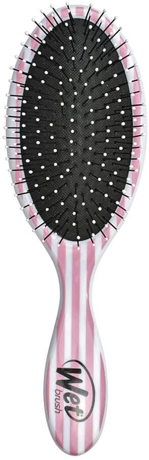 Wet Brush Breast Cancer Awareness Detangling Striped Hair Brush