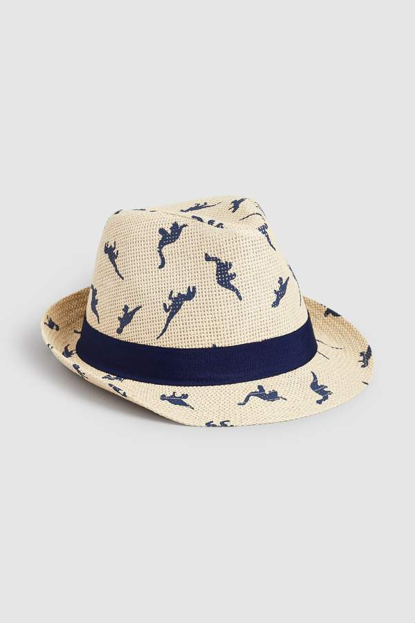 Boys Next Neutral Dino Trilby (Younger)