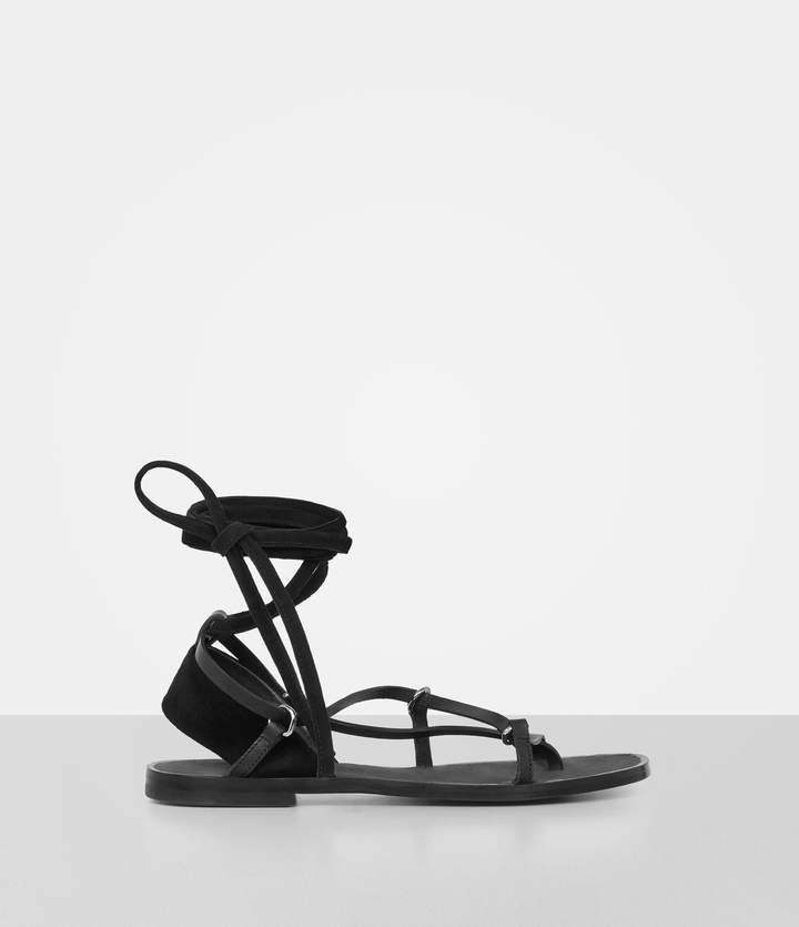 AllSaints Alba Sandals