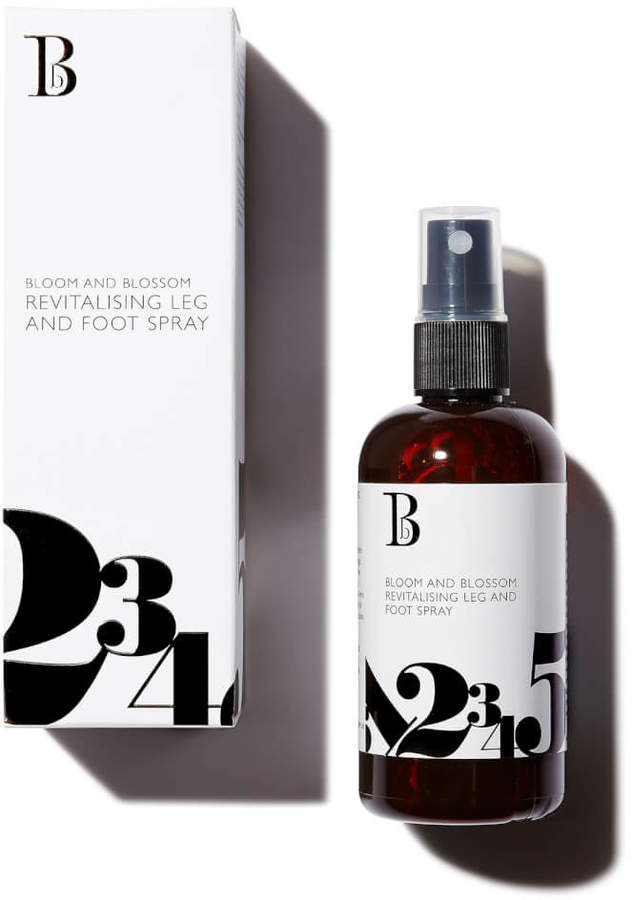 Bloom And Blossom Bloom and Blossom Revitalising Foot and Leg Spray (100ml)