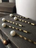 Pearl Hair Clip - Pearl Womens Hair Accessories - Hair Clip Women - Pearl Bobby Pin Set - Hair Accessories For Women - Pearl Hair Accessory