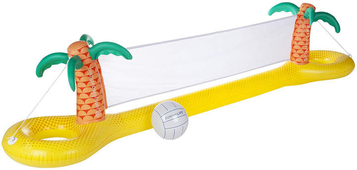 Sunnylife - Inflatable Tropical Island Volley Ball Game