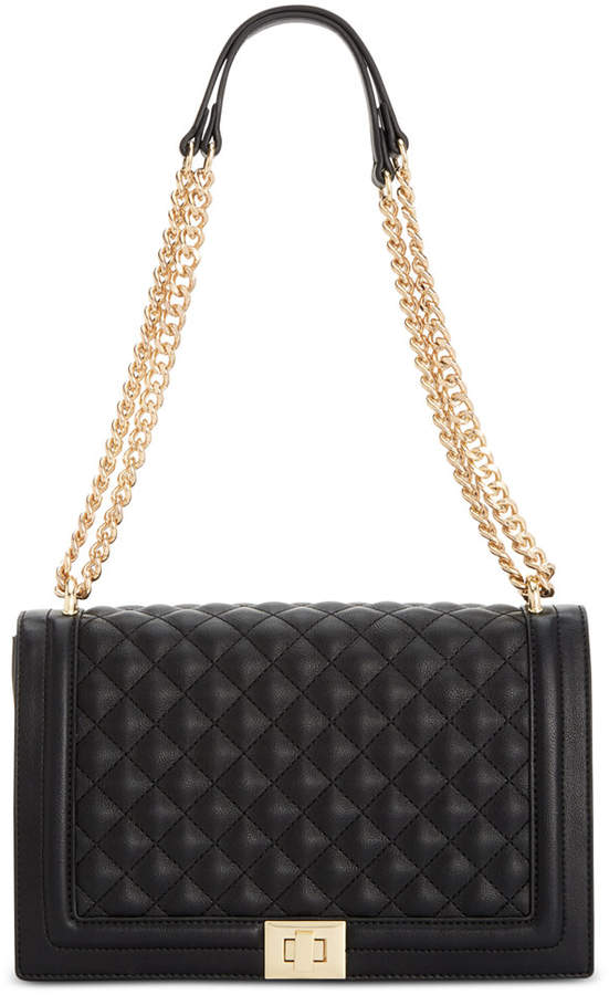 Inc International Concepts Ajae Quilted Flap Crossbody, Created for Macy's
